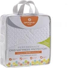 Waterproof Crib Mattress Protector Bedgear Baby Dri Tec Moisture Wicking Waterproof Crib Mattress