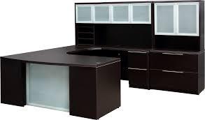 U Shape Office Desk by El Status Desks
