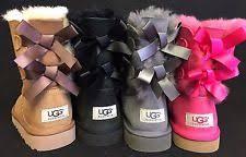 s ugg bailey boots ugg bailey bow youth ebay