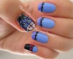 winnie the pooh nails stamped nails nail art my nails cute winnie