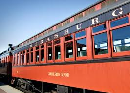 santa train rides around the main line aroundmainline com the