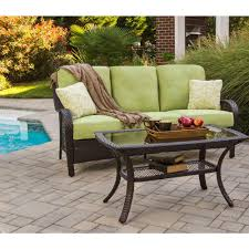 Hanover Patio Furniture Patio Conversation Sets Outdoor Lounge Furniture The Home Depot