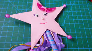 how to make a cute fairy wand for your kid diy crafts tutorial