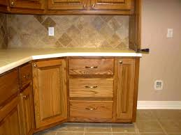 attractive kitchen corner cabinet ideas simple storage for a