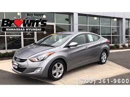 deals on hyundai elantra featured used cars specials deals from brown s manassas hyundai