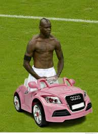 Balotelli Meme - balotelli meme riding a car jpeg 745 1012 memes pinterest