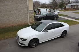 audi a6 b8 ibis white b8 s4 black roof audi forum audi forums for the