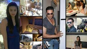 inside shah rukh khan salman khan and other bollywood celebs inside shah rukh khan salman khan and other bollywood celebs vanity vans worth crores video