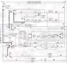 general electric washer wiring diagram general free wiring diagrams
