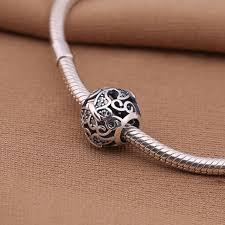 charms bracelet online images Online shop fits pandora charms bracelet authentic 925 sterling jpg