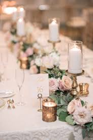 Vase And Candle Centerpieces by Best 20 Candle Centerpieces Ideas On Pinterest Table