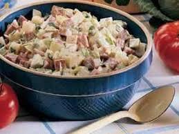 irish potato salad recipe taste of home