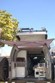 Arb Rear Awning Front Runner Easy Out Awning 2m Overland Accessories Pinterest