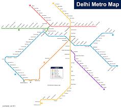 Metro Map Pdf by Delhi Metro Map Yellow Line Pdf