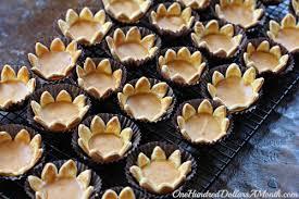 thanksgiving dessert ideas individual pumpkin pies one hundred