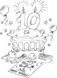 happy birthday cake draw birthday cake learn draw cake