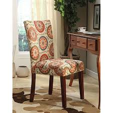Cheap Parson Chairs Buy Printed Parsons Chair Set Of 2 Multi Color Suzani In Cheap