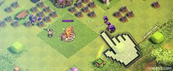 clash of clans all troops the art of deploying troops clash of clans land