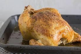 roasted whole chicken orange rosemary roast chicken certified low fodmap by monash