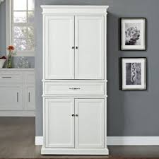 kitchen pantry cabinet furniture pantry cabinets you ll wayfair