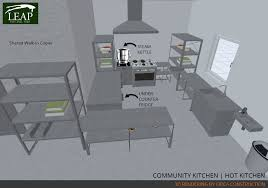 leap design the kitchen local environmental agriculture project leap