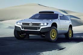 baja truck street legal vw street legal race touareg 3 and touareg gold edition concepts