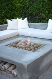 Diy Gas Firepit How To Build A Rectangular Gas Pit Pinteres