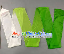 chagne ribbon 3 meters silk colour change color changing transition