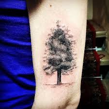 awesome tree by vincent tattoomagz