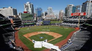 Petco Park Map Petco Park Hosts Several Events Mlb Com