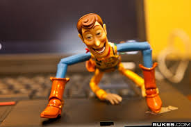 Revoltech Woody Meme - crunchyroll revoltech s horrifying woody figure returns to market