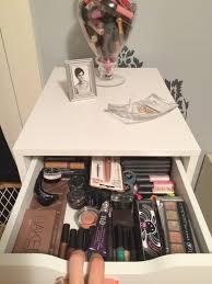 appealing diy makeup organizer and nail polish organizer case with