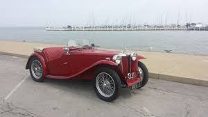 better hurry 1946 mg tc at auction april 26