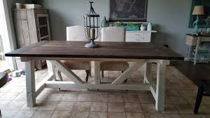 Farm Table Pictures by Ana White 4x6 Truss Beam Farm Table Diy Projects