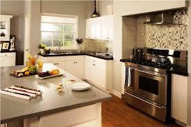 low cost tile backsplash ideas for granite countertops