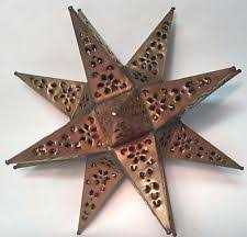 Tin Sconce Rustic Primitive Wall Lighting Fixtures Ebay