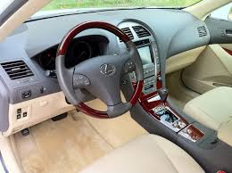lexus es 350 reviews 2008 lexus es 350 2008 white image 116