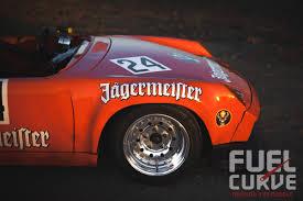 porsche jagermeister porsche 914 autocross monster jägermeister special fuel curve