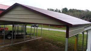 boxed eave style roof youtube