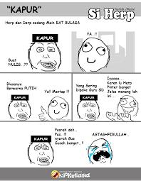 Meme Herp - serial komik meme si herp kapur ayo ketawa gudangnya humor
