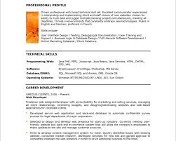 Php Programmer Resume Sample by Legislative Aide Cover Letter