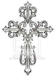 18 best cross tattoos images on pinterest draw cross tattoos