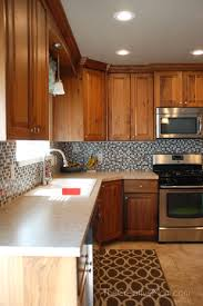 choosing tile backsplash for my kitchen update the creative mom