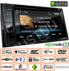connect android to car stereo usb kenwood in car stereo dab radio cd dvd mp3 usb aux bluetooth ipod