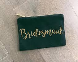 Bridal Makeup Bags Bride Makeup Bag Etsy