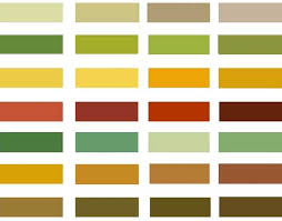 interior color schemes fall decorating ideas softening rich hues in modern inteior design