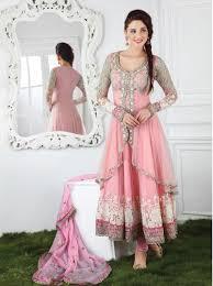 anarkali salwar kameez indian dress designer bollywood party wear