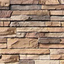 shop coronado 100 linear ft carmel mountain ledgestone stone