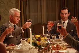 mad about you thanksgiving episode mad men u0027 trivia my what a big bottle you have pennlive com