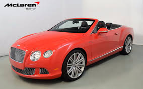 bentley convertible red 2014 bentley continental gt speed for sale in norwell ma 089039